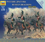 ZVE6811 Russian dragoons, 1812-1814