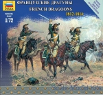 ZVE6812 French Dragoons, 1812-1814