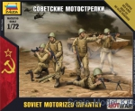 ZVE7404 Soviet motorized infantry