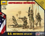 ZVE7407 U.S. mechanized infantry
